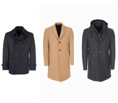 3 zimné kabáty, ktoré potrebuje vo svojom šatníku každý muž