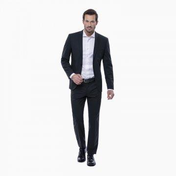 Pánsky oblek, čierny