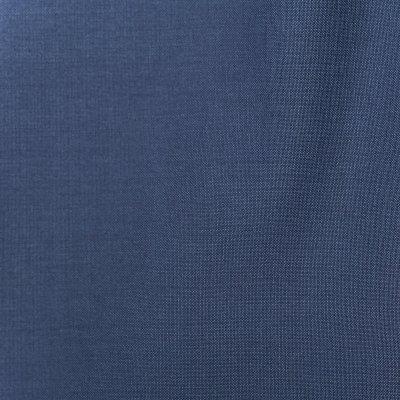 Pánský oblek,100% vlna,  středně modrý