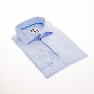 Košile p. DR sv.modra print T6800003194