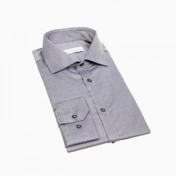 Košile p. DR sivá T6800003223