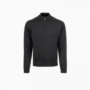 Pánsky sveter na zips