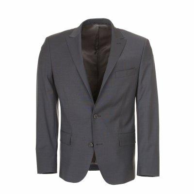 Pánský oblek, šedý