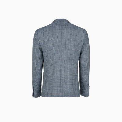 Pánské sako s příměsí lnu