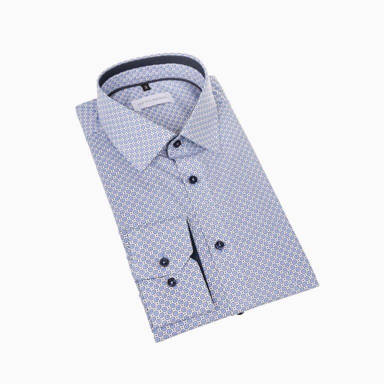 Košile s dlouhým rukávem OZETA