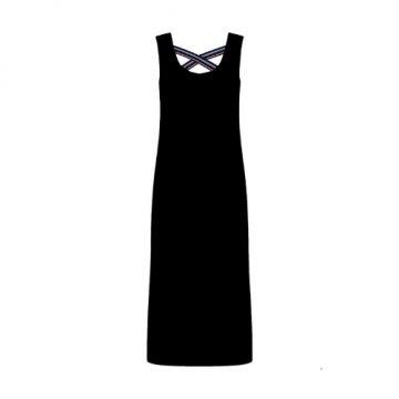 Dámske viskózové šaty