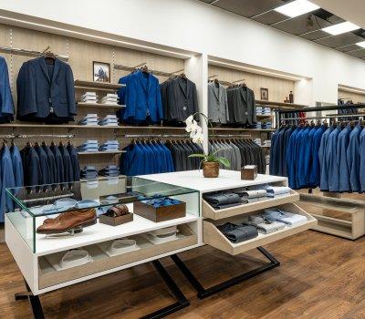 Znovu otevíráme naše prodejny v obchodních centrech!