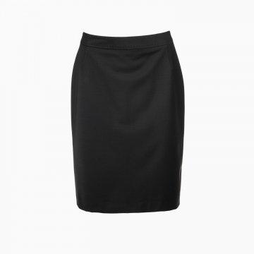 Dámska sukňa z vlnenej zmesi