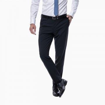 Pánske nohavice, 98% vlna, slim