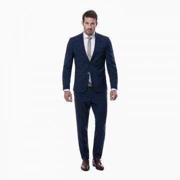 Pánský oblek, 100% vlna, maturant