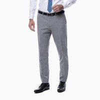 Pánske nohavice, 98% vlna, slim fit