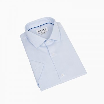 Pánska košeľa s krátkym rukávom