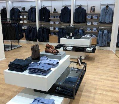 Predajňa Bory Mall Bratislava v novom dizajne
