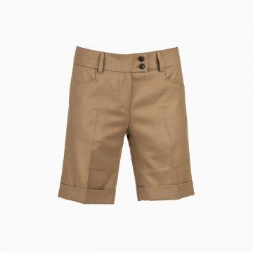 Dámske krátke nohavice, 100% vlna