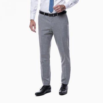 Pánske nohavice, 98% vlna, ultra-slim