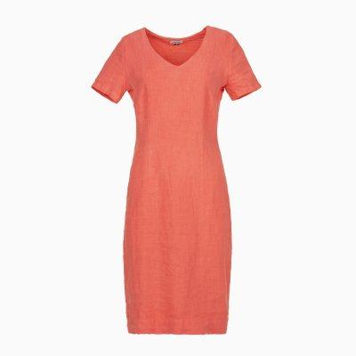 Dámske ľanové šaty 9973565