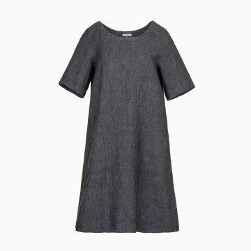 Dámske ľanové šaty 9973636