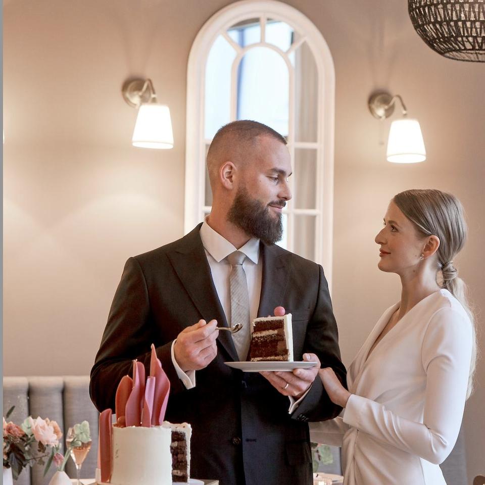 Výběr svatebního obleku