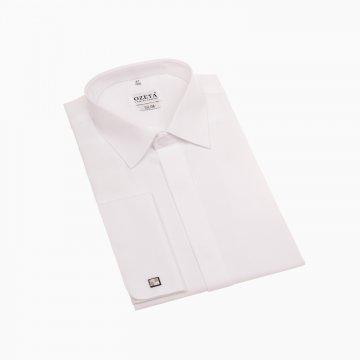 Pánska košeľa s jemnou štruktúrou