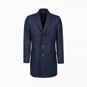 Pánský vlněný kabát