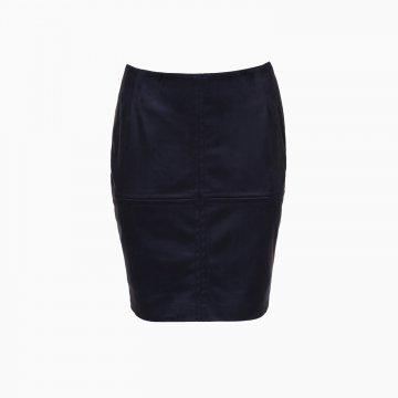 Dámska velúrová sukňa